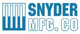 Snyder MFG Logo